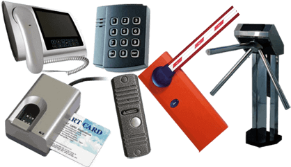 Ремонт и обслуживание систем контроля доступа